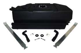 Fuel Tank and Skid Plate Master Kit